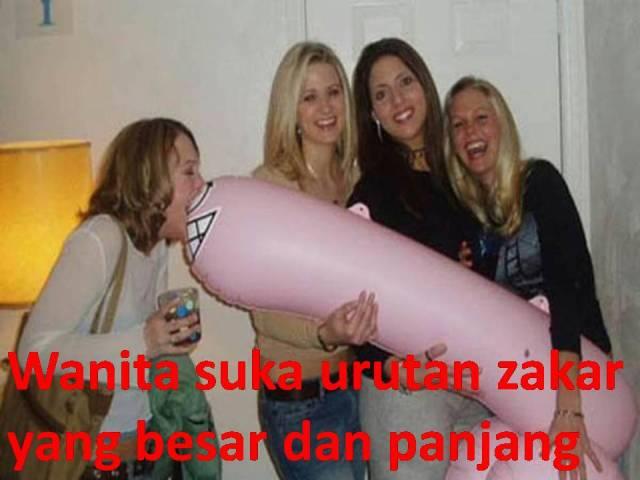 Wanita suka urutan zakar yang besar dan panjang