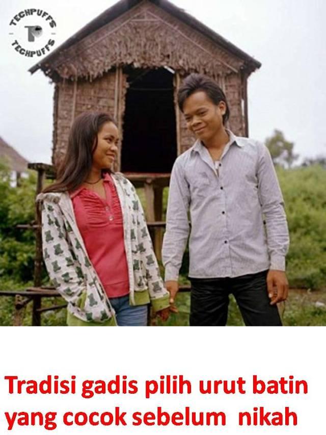 Tradisi gadis pilih urut batin yang cocok sebelum nikah di Kemboja