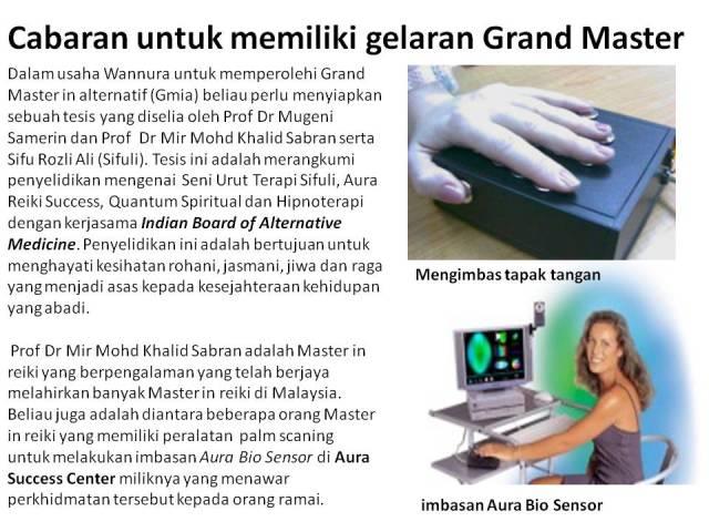 cabaran grand master
