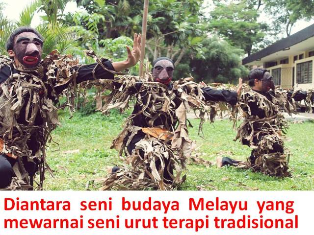 Diantara seni budaya Melayu tradisional