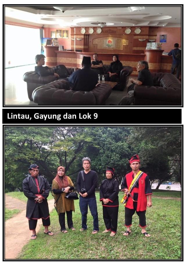 Lintau, Gayung dan Lok 9