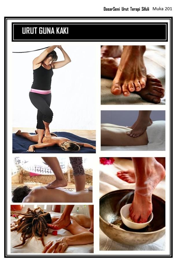 Urut guna kaki